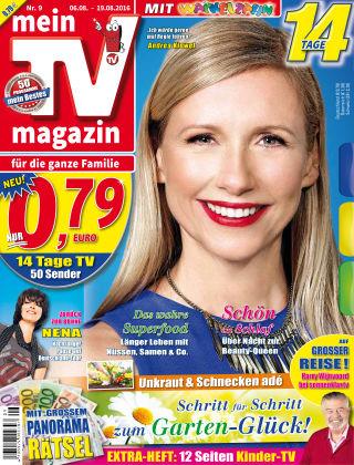 mein TV-magazin 09/2016