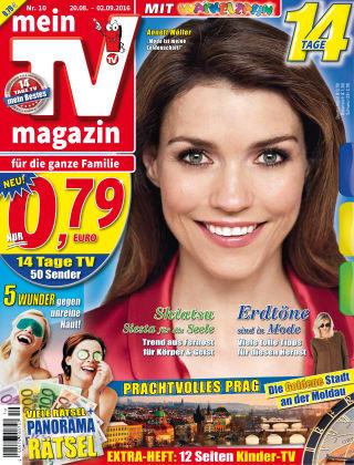 mein TV-magazin 10/2016