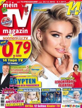 mein TV-magazin 19/2016