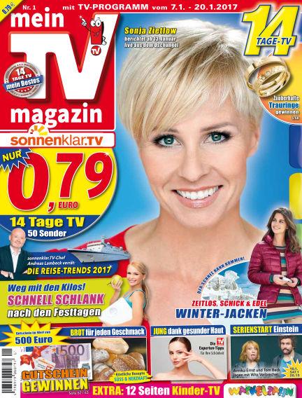 mein TV-magazin January 06, 2017 00:00