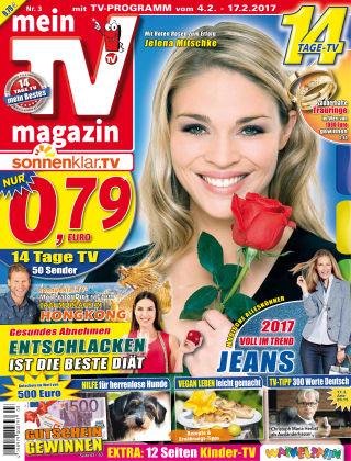 mein TV-magazin 03/17