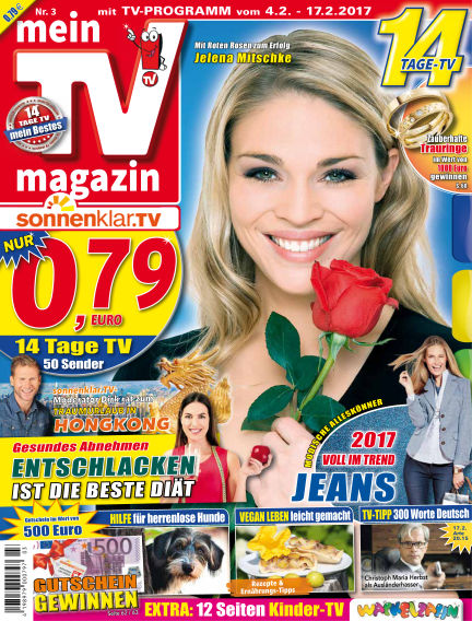 mein TV-magazin February 03, 2017 00:00