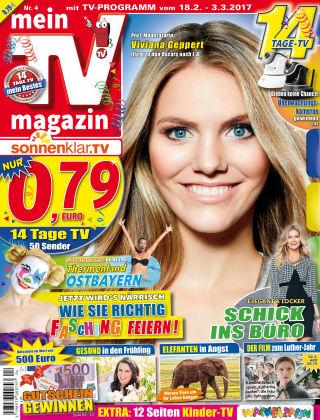 mein TV-magazin 04/17