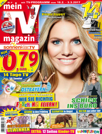 mein TV-magazin February 17, 2017 00:00