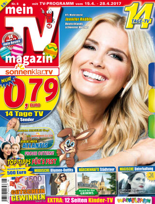 mein TV-magazin 08/2017