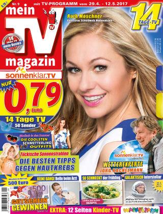 mein TV-magazin 09/2017