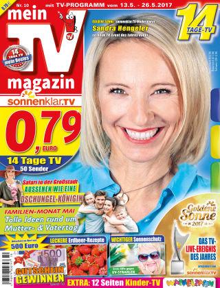 mein TV-magazin 10/2017