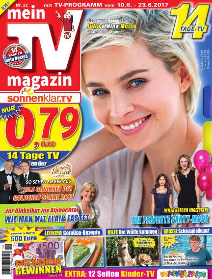 mein TV-magazin June 09, 2017 00:00