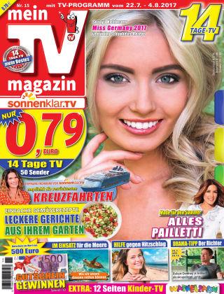 mein TV-magazin 15/2017