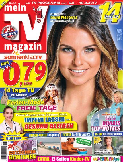 mein TV-magazin August 04, 2017 00:00