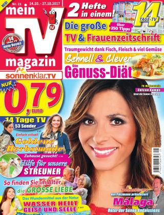 mein TV-magazin 21/2017