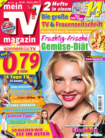 mein TV-magazin October 27, 2017 00:00