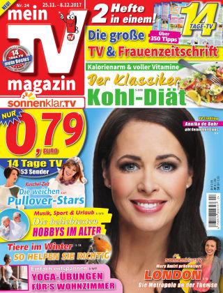 mein TV-magazin 24/2017