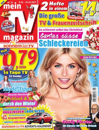mein TV-magazin 25/2017
