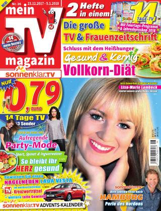 mein TV-magazin 26/2017