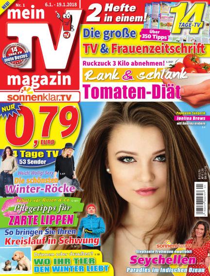 mein TV-magazin January 05, 2018 00:00