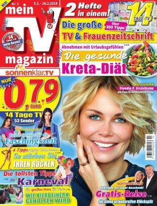 mein TV-magazin 03/2018