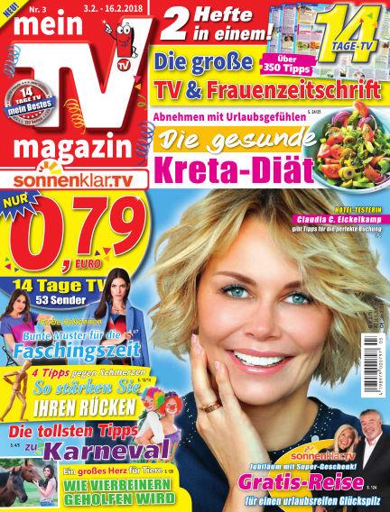 mein TV-magazin February 02, 2018 00:00