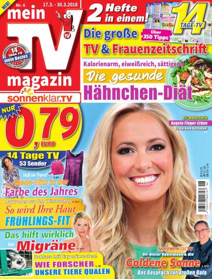 mein TV-magazin March 16, 2018 00:00
