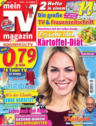 mein TV-magazin 08/2018