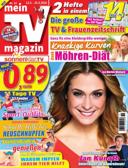 mein TV-magazin May 11, 2018 00:00