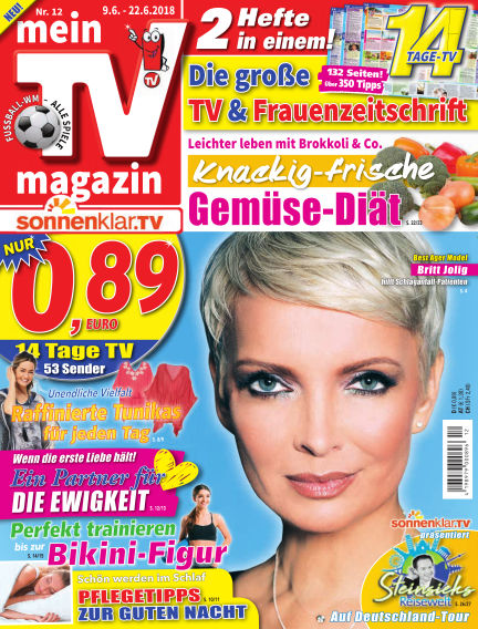 mein TV-magazin June 08, 2018 00:00