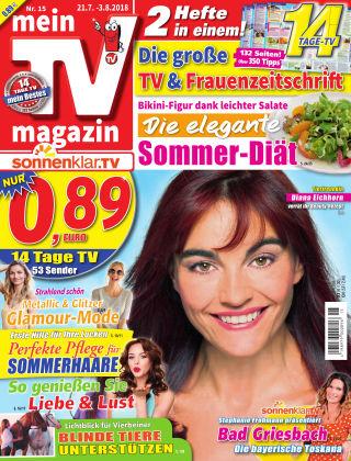 mein TV-magazin 15/2018