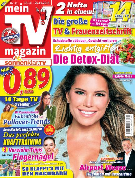 mein TV-magazin October 12, 2018 00:00