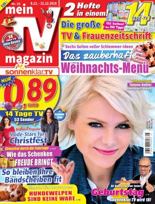 mein TV-magazin 25/2018