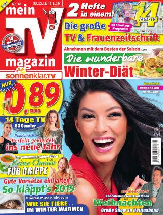 mein TV-magazin 26/2018