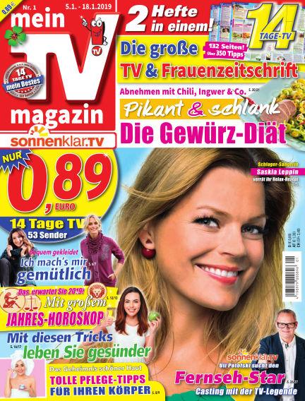mein TV-magazin January 04, 2019 00:00