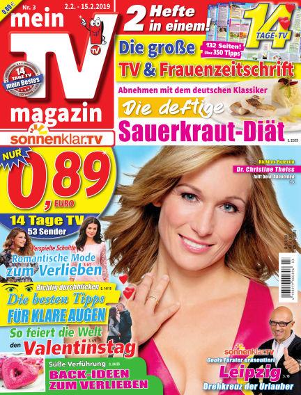 mein TV-magazin February 01, 2019 00:00
