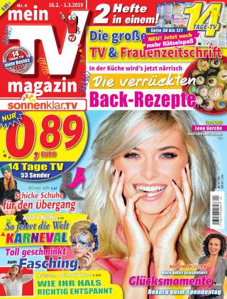 mein TV-magazin 04/2019
