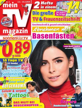 mein TV-magazin 05/2019
