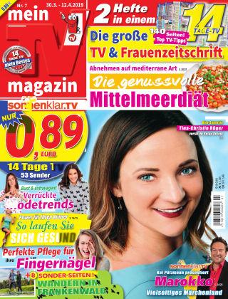 mein TV-magazin 07/2019