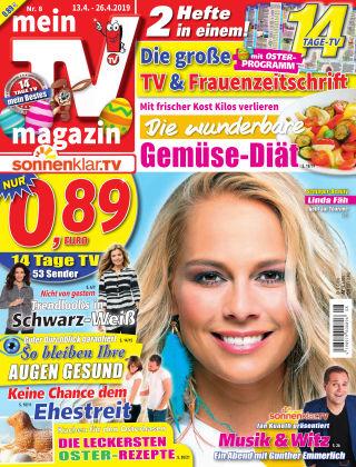 mein TV-magazin 08/2019