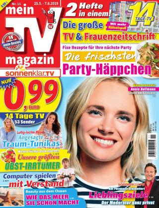 mein TV-magazin 11/2019