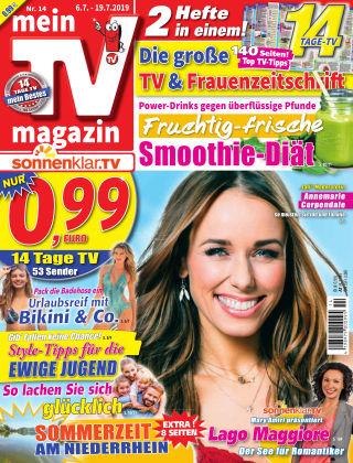 mein TV-magazin 14/2019