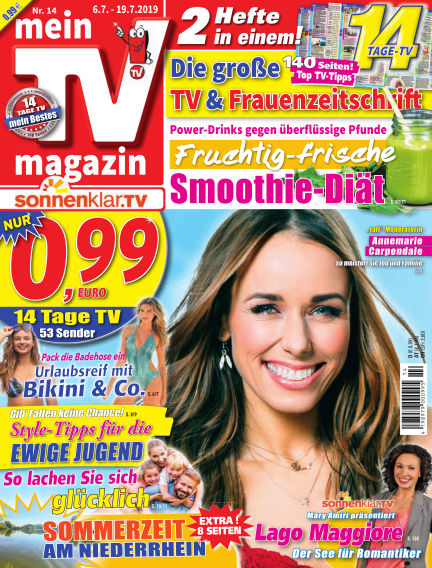 mein TV-magazin July 05, 2019 00:00