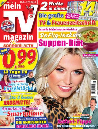 mein TV-magazin 19/2019