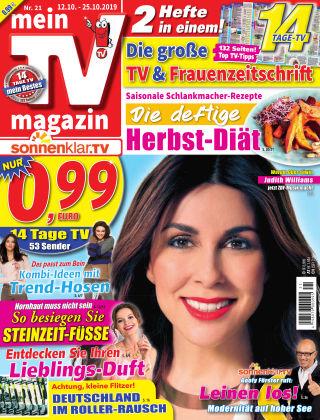 mein TV-magazin 21/2019