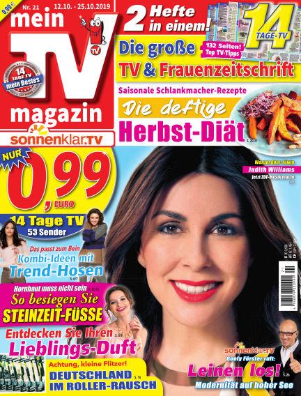mein TV-magazin October 11, 2019 00:00