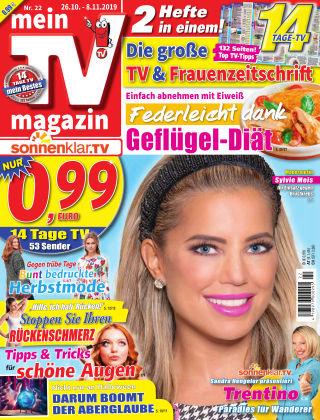 mein TV-magazin 22/2019