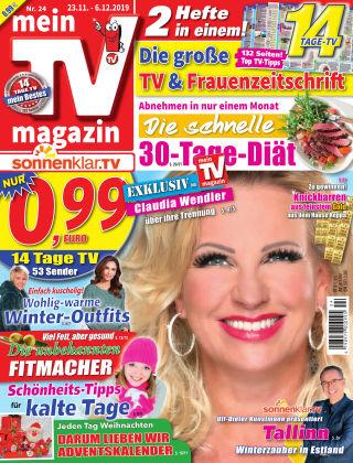 mein TV-magazin 24/2019