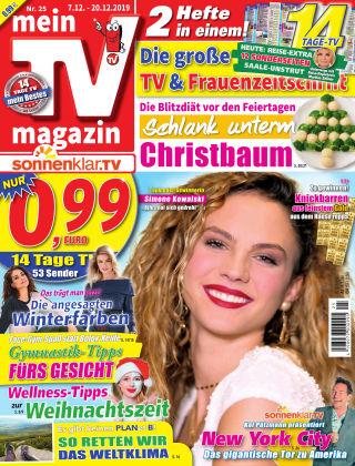 mein TV-magazin 25/2019