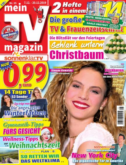 mein TV-magazin December 06, 2019 00:00