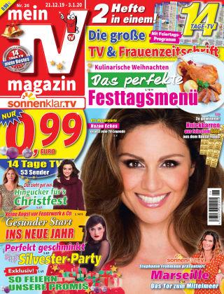 mein TV-magazin 26/2019