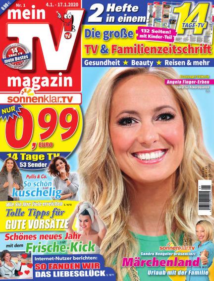 mein TV-magazin January 03, 2020 00:00