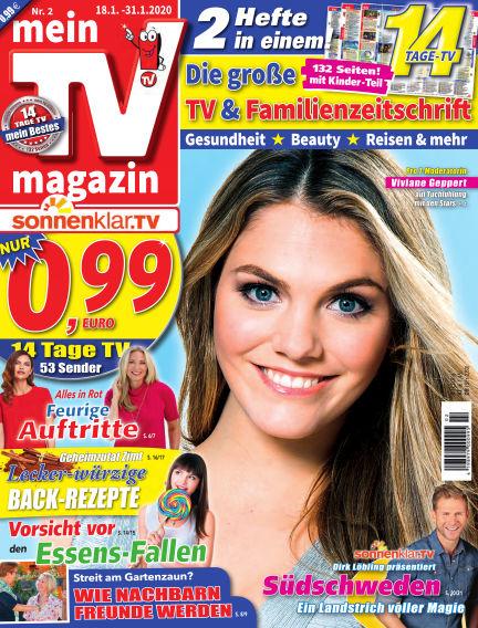 mein TV-magazin January 17, 2020 00:00