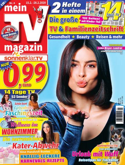 mein TV-magazin February 14, 2020 00:00